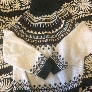 Vintage turtle neck sweater 🥰